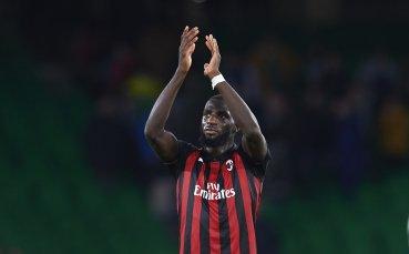 Милан иска Бакайоко, но за по-малко пари