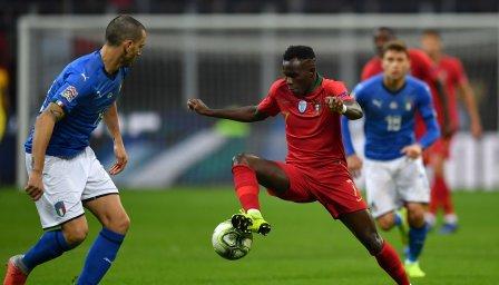 Португалия приспа Италия, взе първото място