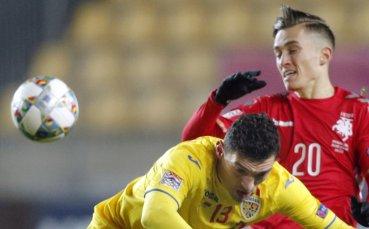 Кешеру с гол за Румъния, тимът ще се бори за първото място