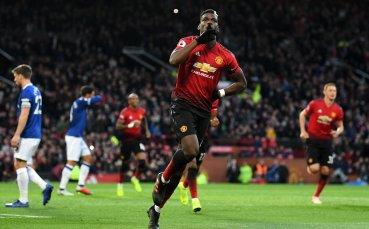 Добри новини за Юнайтед, свързани с Погба