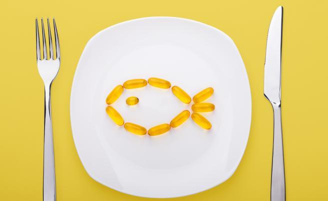 Рибното масло подобрява здравето на сърцето ни