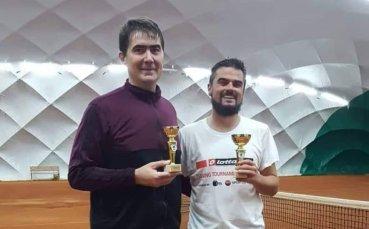 Боджаков поднесе голямата изненада на Виа Тенис Стар