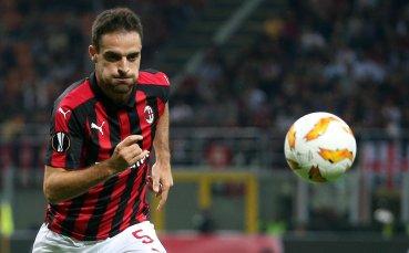 Халф на Милан задълго аут от терените
