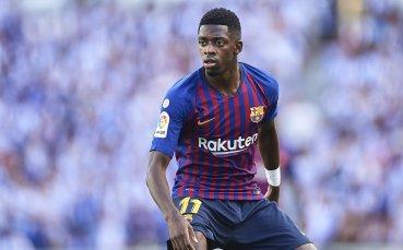 Барселона отрече да е получавал оферта от Ливърпул за Дембеле