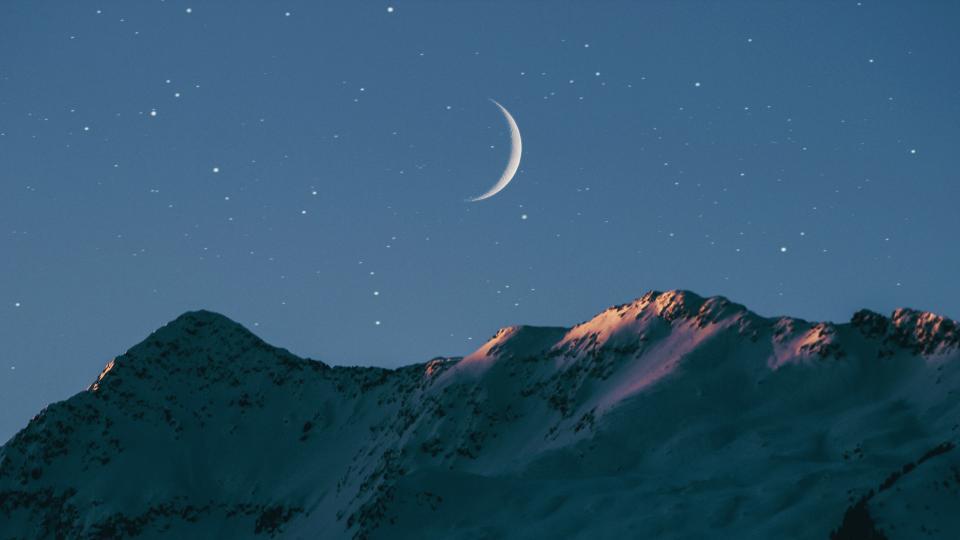 луна лунен ден