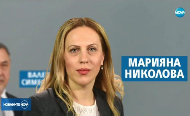 Предложен е наследник на Валери Симеонов