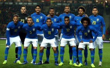 Резервата на Неймар изведе Бразилия до успех над Камерун