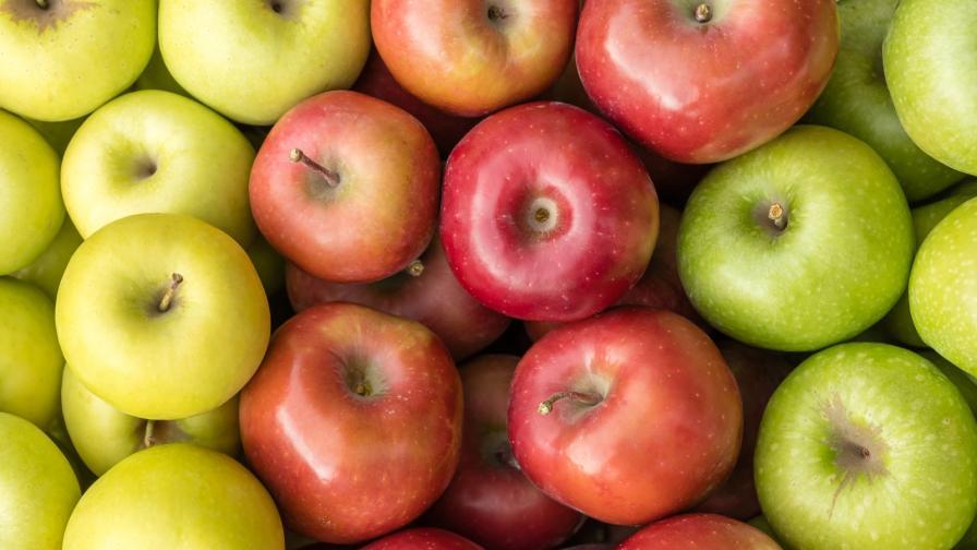 <p>Освен цвета: по какво се различават ябълките</p>