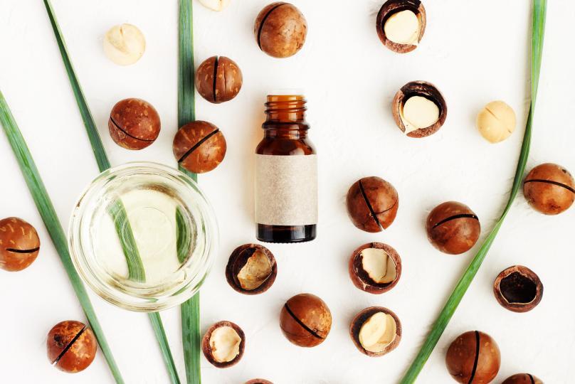 <p><strong>Маслото от макадамия </strong>заема важно място в козметичната индустрия и наистина е <strong>едно от най-препоръчваните за здрав, свеж и млад вид на кожата</strong>.</p>