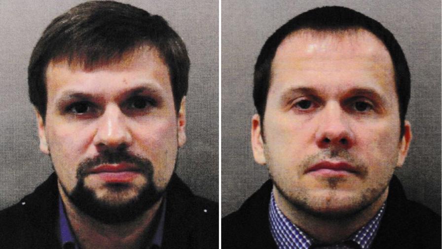 Александър Петров и Руслан Боширов