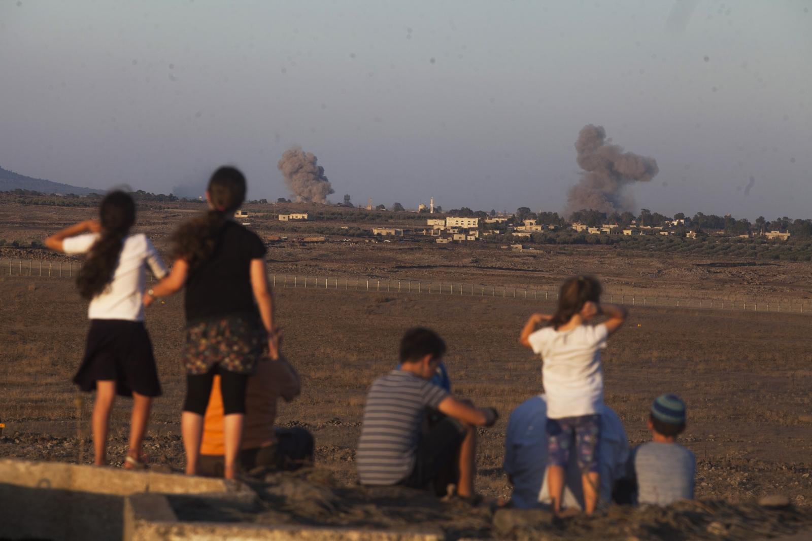 Сирия.Гражднската война, която започна преци цели 7 години и по нищо не изглежда, че скоро ще свърши. Бомбени атаки, химически оръжия - кошмарът там изглежда като ситуация, от която няма изход.