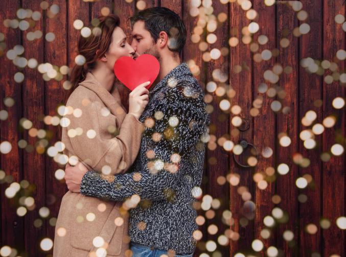 любов двойка романтика