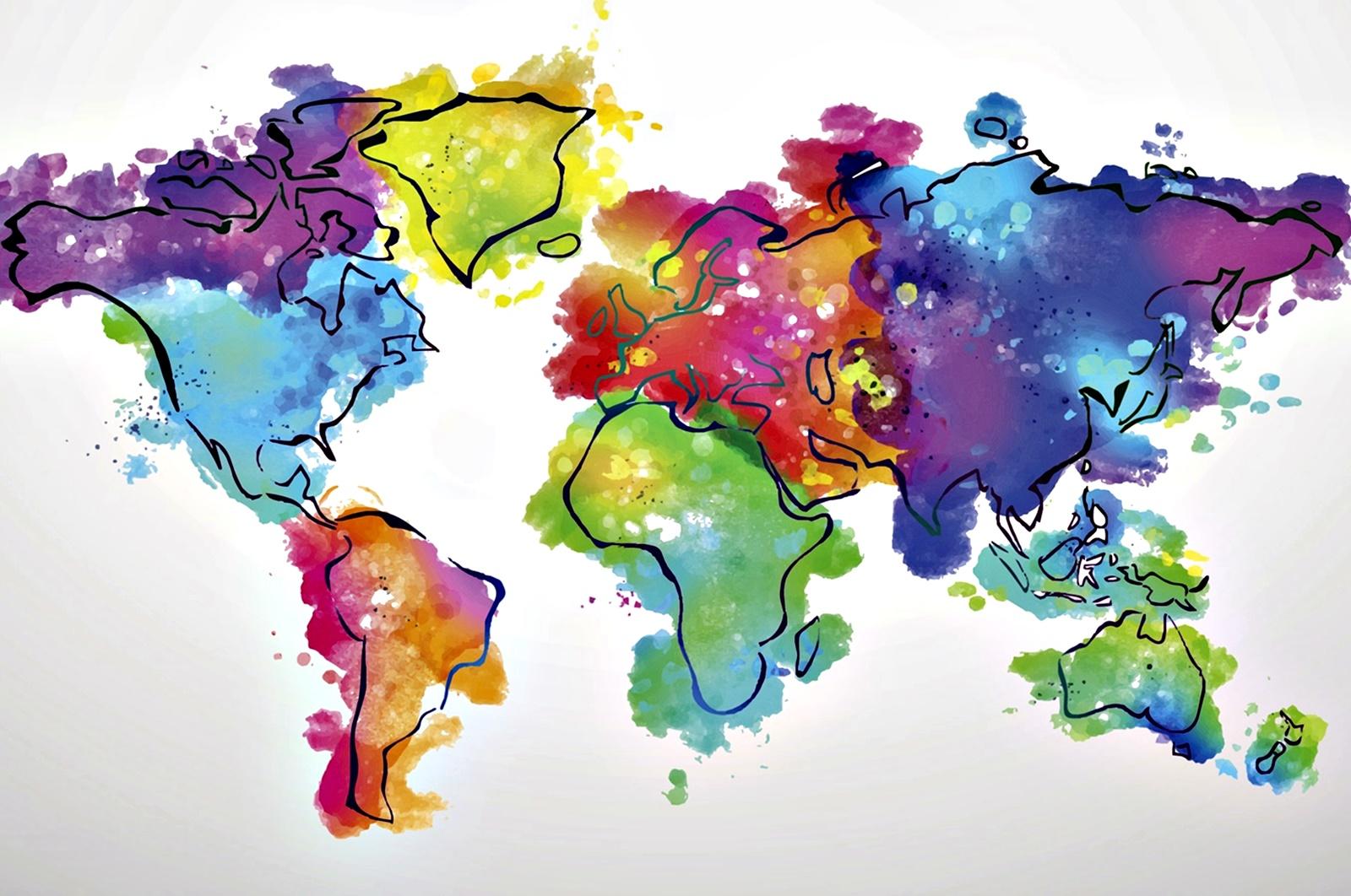 Цветовете не означават едни и същи неща в различните култури. Затова преди да изберете определен цвят за специална среща или пък за логото на фирмата си, по-добре помислете пред кого ще го представяте и прочетете как това може да се възприеме, след като се информирате какво означават различните цветове по света.