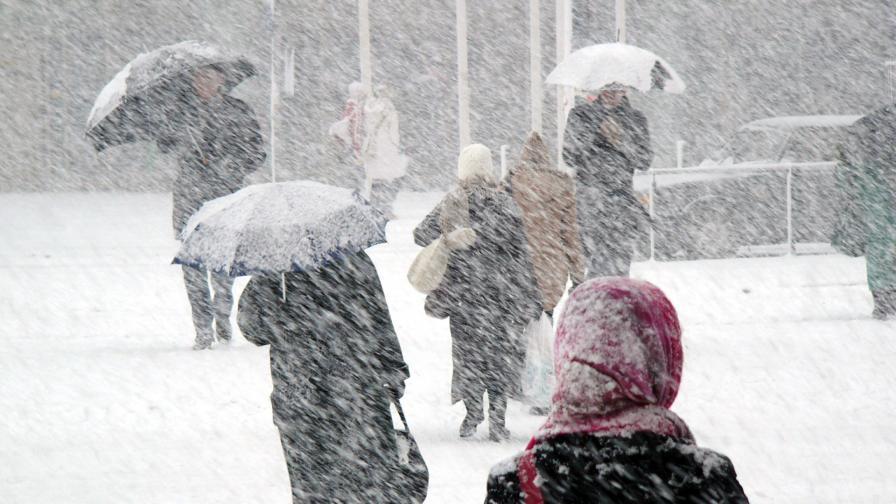 Арктически въздух и студ идват