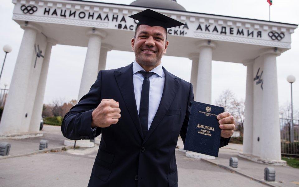 Българският боксьор в тежка категория Кубрат Пулев заяви, че очаква