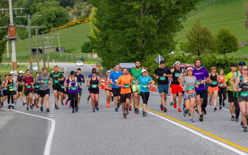 Хванаха 250 бегачи да мамят на маратон