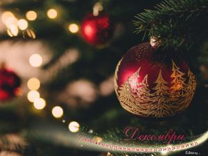 декември тапети