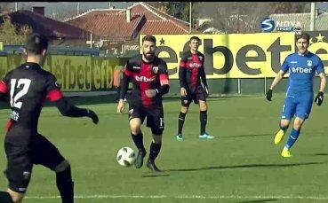 Локомотив Пловдив бързо изравни на Верея