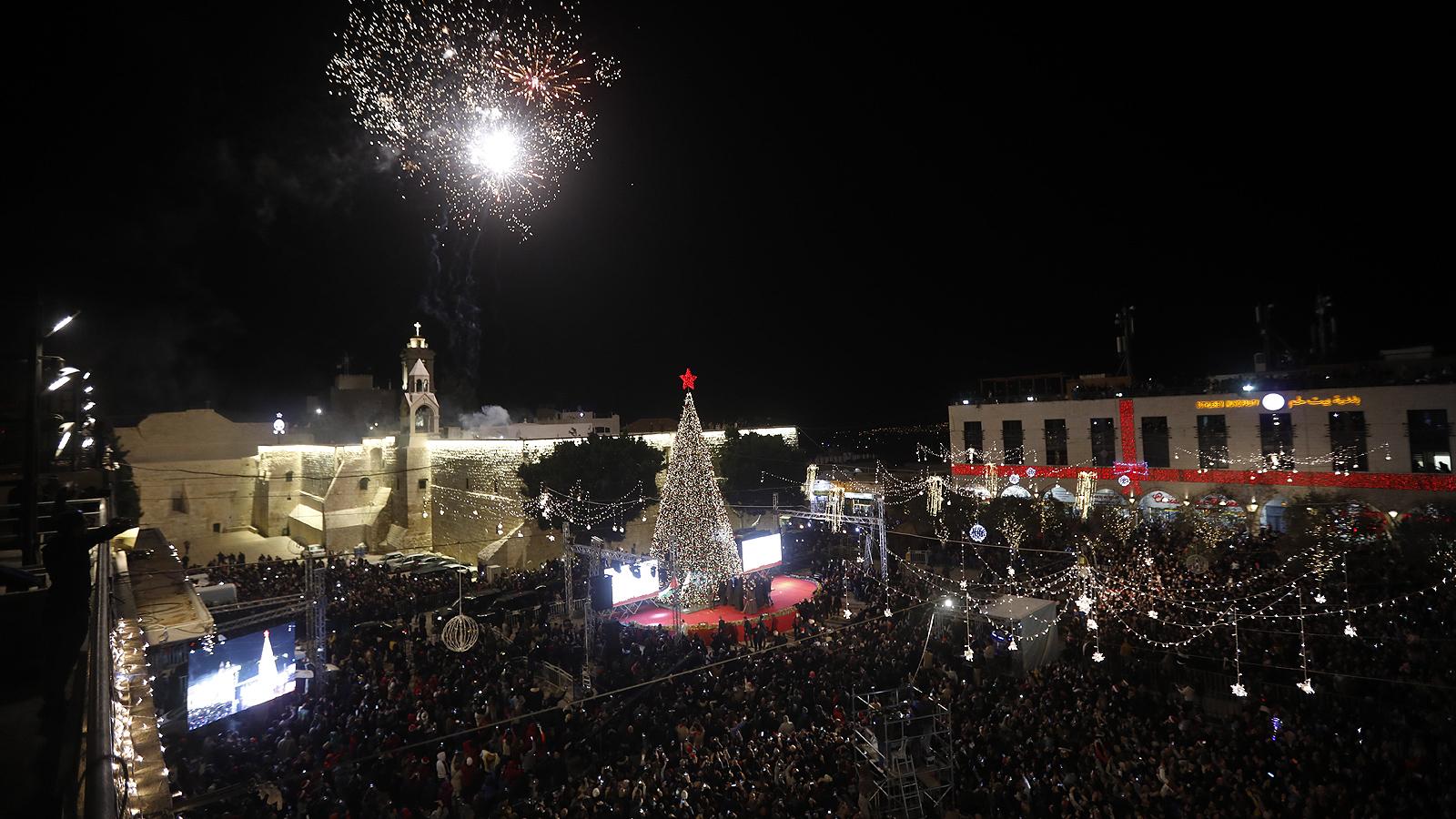 Витлеем, Западния бряг в Палестинската автономия