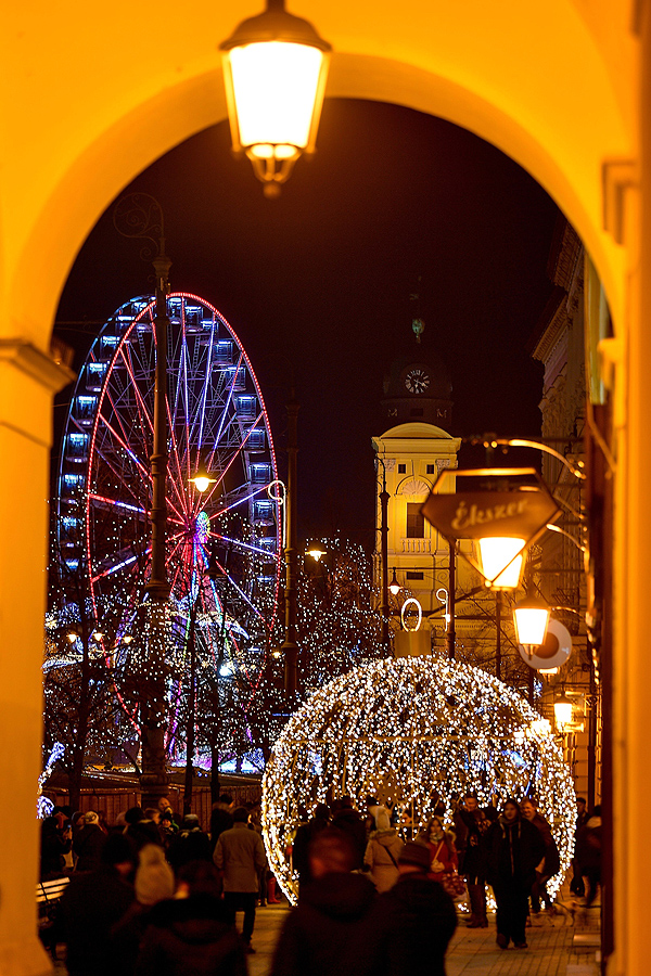 Дебрецен, Унгария