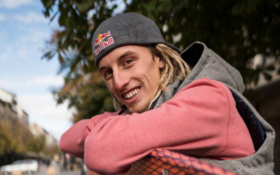 Никола Абаджиев - вторият атлет на Red Bull от България