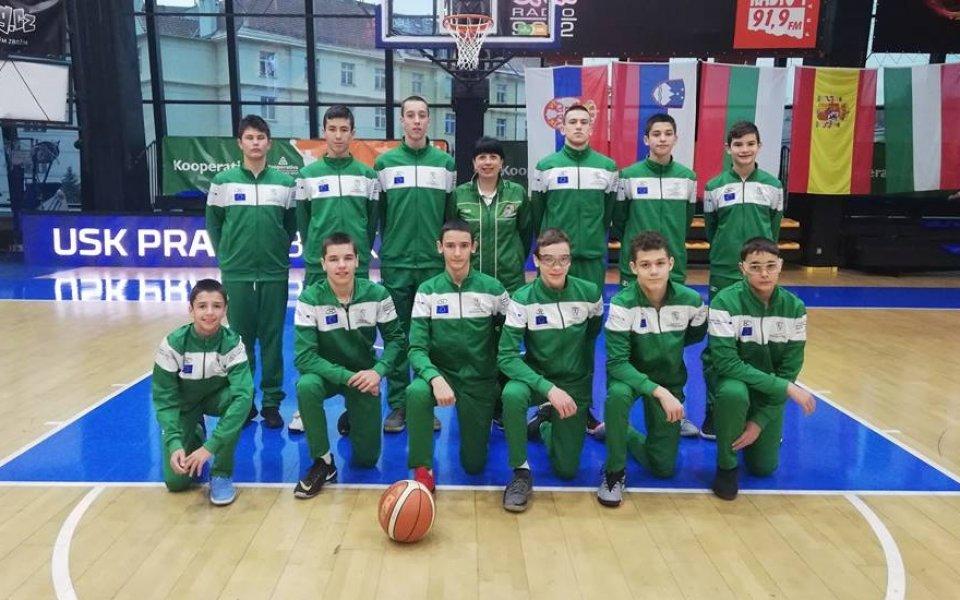 Балкан с втора загуба в младежката лига в Чехия