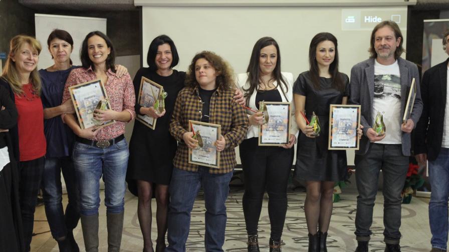 """Журналисти на NOVA с престижни отличия от наградите """"Валя Крушкина"""""""