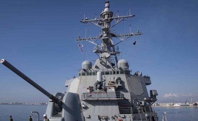 Си Ен Ен: САЩ се готвят да изпратят военен кораб в Черно море