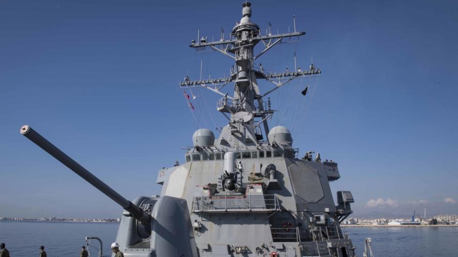 <p>САЩ изпращатвоененкорабв Черно море</p>