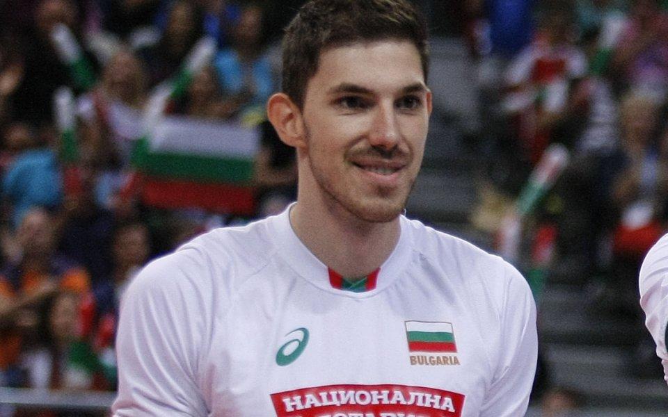 Сеганов става съотборник на Алекс Грозданов