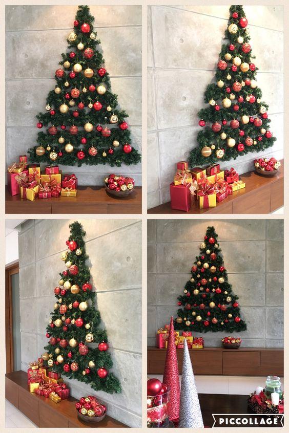 Ако нямате място вкъщи за голямо коледно дърво или не искате да украсявате жива елха, нито харесвате изкуствените - предлагаме ви няколко хитри идеи как да си направите алтернативна елха у дома.