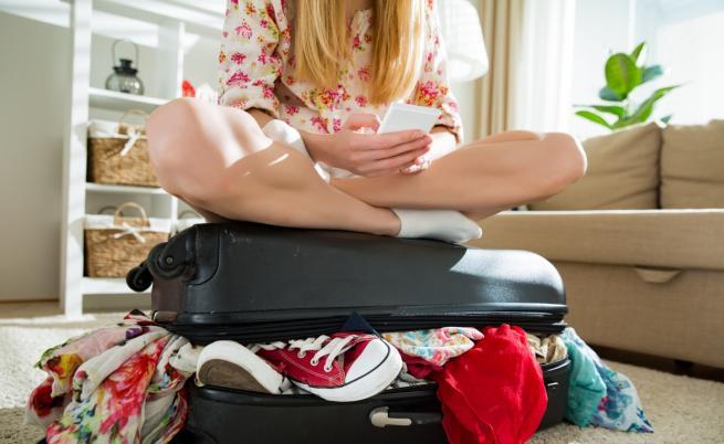 Как в малък куфар да съберем много неща (умни трикове)