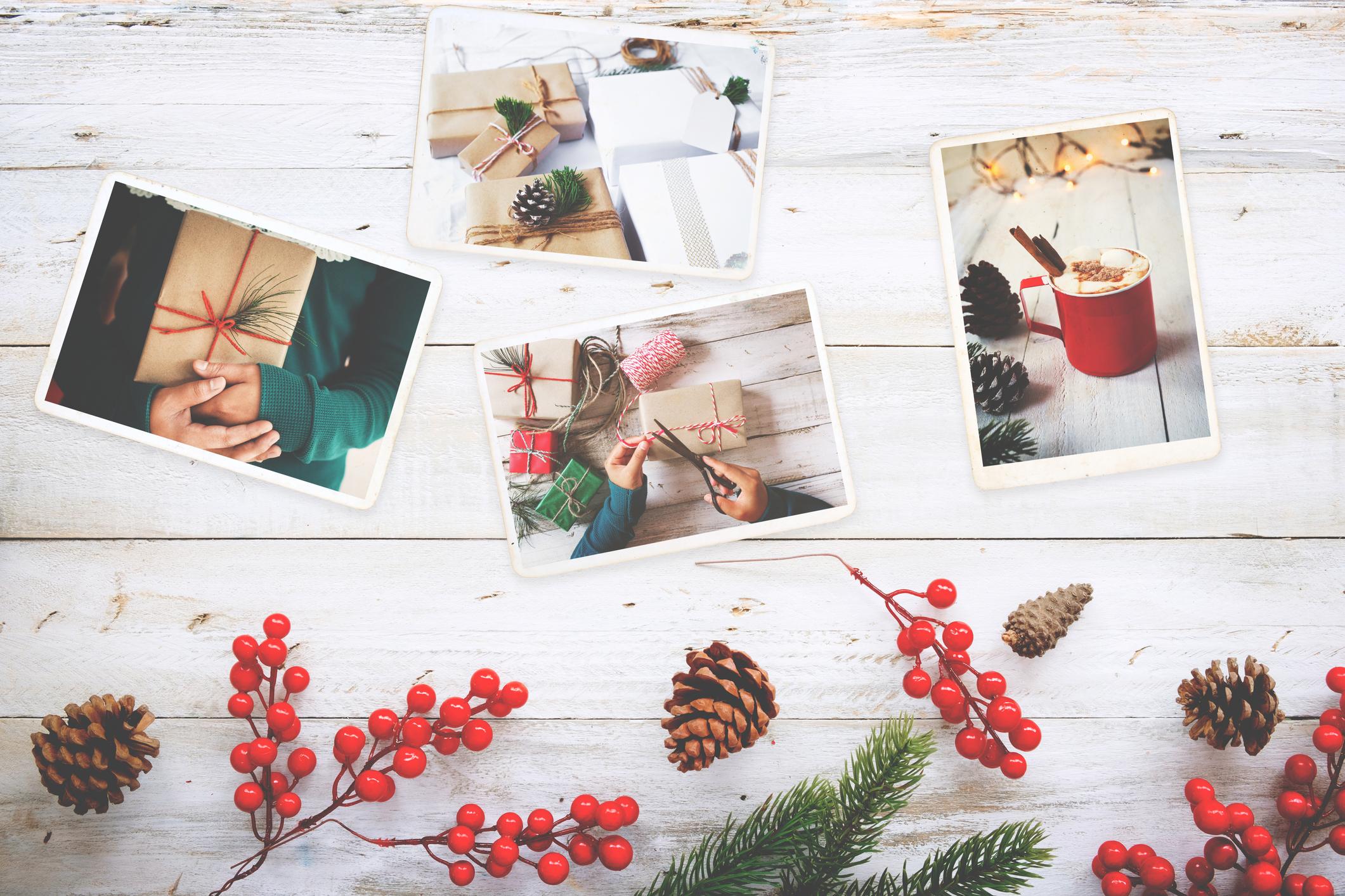 Колаж със снимки, за да сте винаги близо до любимите си хора.