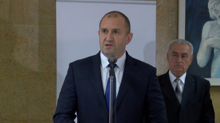 Румен Радев върна промени в Наказателния кодекс