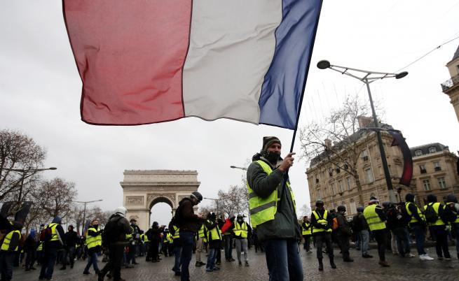 Франция призова да няма протест през уикенда