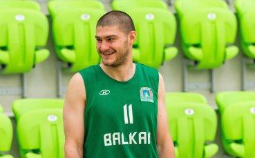 Павел Иванов се разделя с Балкан
