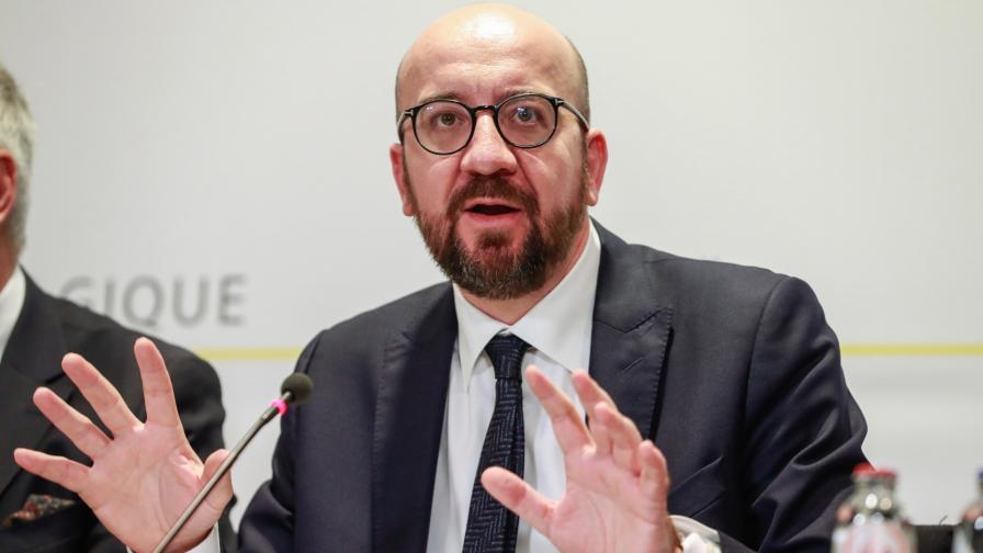 Премиерът на Белгия подаде оставка