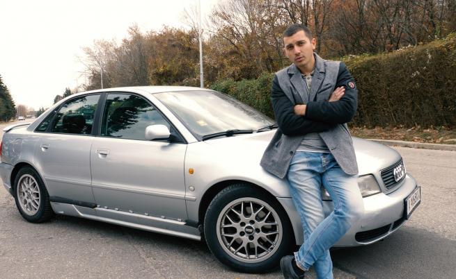"""""""Нов внос"""": Audi A4 (B5) (видео)"""