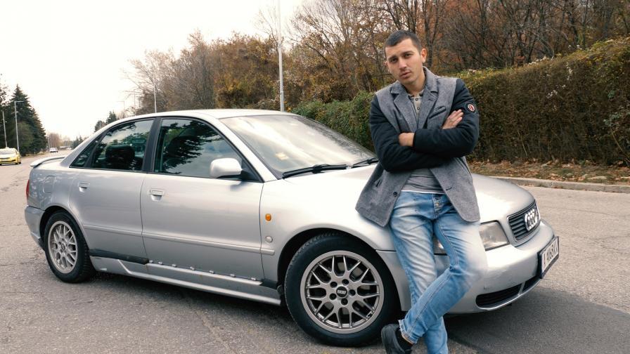"""<p>""""Нов внос"""": Audi A4 (B5) (видео)</p>"""