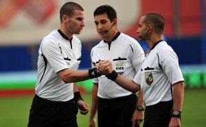 Официално: Престижен наряд за БГ рефер, свири на Юнайтед в ШЛ