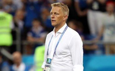 Бившият селекционер на Исландия ще работи в Катар