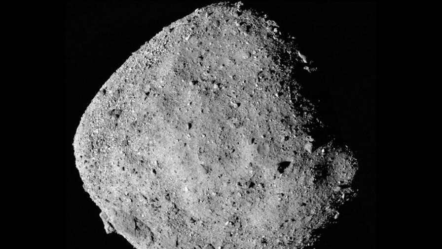 Астероидът Bennu сниман от 24 км. разстояние