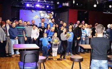 Левски Лукойл се включи в благотворителна инициатива