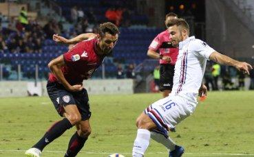 Сърна с наказание и глоба след изгонването в мача с Рома