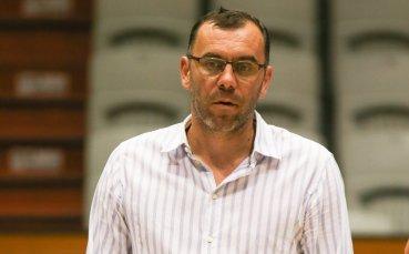 Стойков иска успешен старт и на втория етап на ФИБА Къп от Левски Лукойл