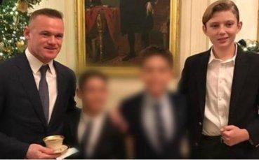 Рууни посети Белия дом, щракна се с Тръмп-младши