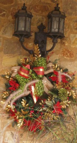 венец украса Коледа