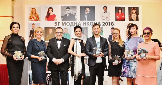 За десета поредна година най-стилните българи бяха наградени с престижното