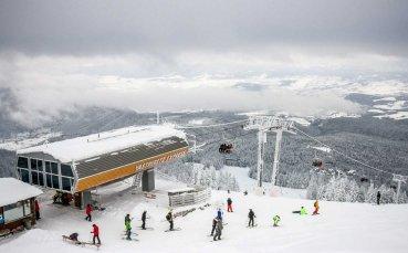 Боровец отваря ски-център Ястребец тази събота