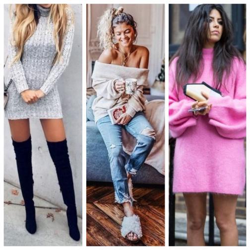 мода зима дрехи